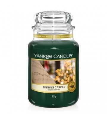 Chants de Noël - Grande Jarre Yankee Candle - 1