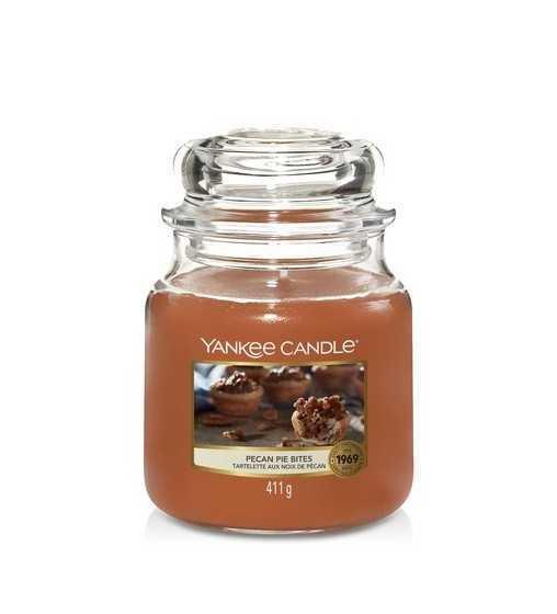 Tartelette aux Noix de Pécan - Moyenne Jarre Yankee Candle - 1