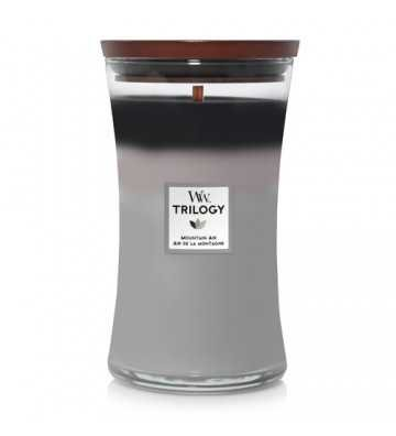 Trilogy Air de Montagne - Grande Jarre Wood Wick - 1