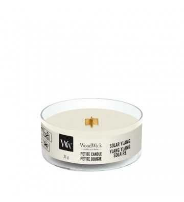 Ylang Ylang Solaire - Petite Candle Wood Wick - 1