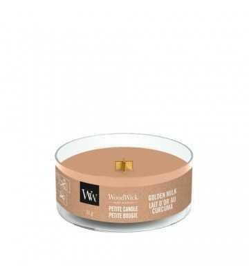 Lait d'Or au Curcuma - Petite Candle Wood Wick - 1