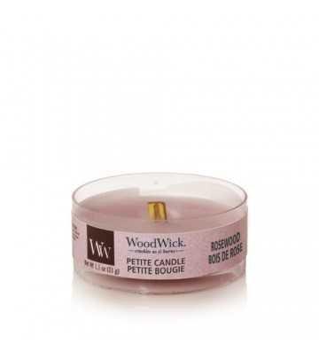 Bois de Rose - Petite Candle Wood Wick - 1