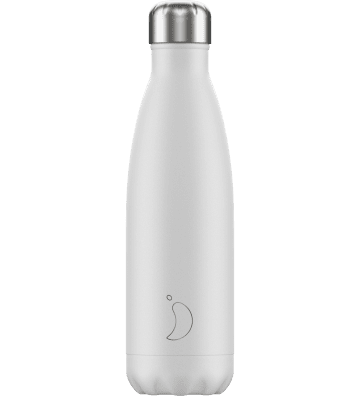 Bouteille Monochrome Blanc - 500ml Chilly'S Bottle - 1