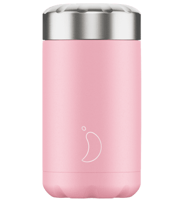 Lunchbox Pastel Rose - 500ml Chilly'S Bottle - 1