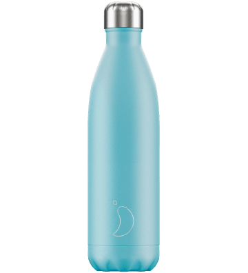 Bouteille Pastel Bleu - 750ml Chilly'S Bottle - 1