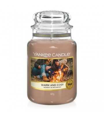 Moment de Réconfort - Grande Jarre Yankee Candle - 1
