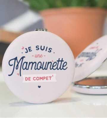 Je suis une Mamounette de...