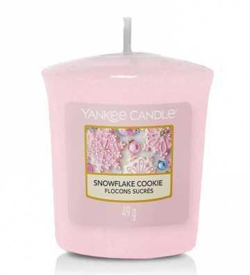 Flocons Sucrés - Votive Yankee Candle - 1