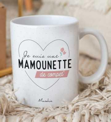 Je suis une Mamounette de Compet' - Mug Manahia - 1