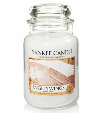 Ailes d'Ange - Grande Jarre Yankee Candle - 1