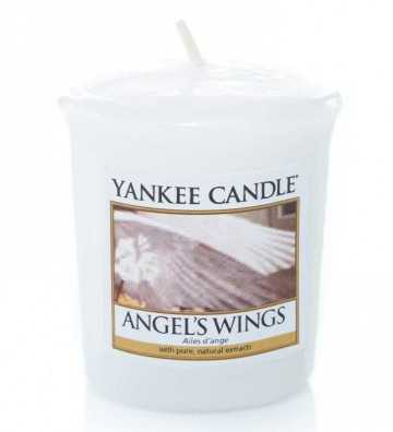 Ailes d'ange - Votive Yankee Candle - 1