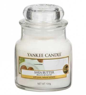 Beurre de Karité - Petite Jarre Yankee Candle - 1
