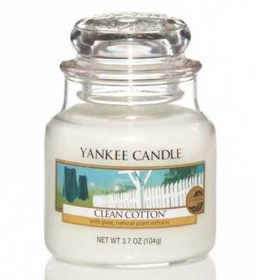 Coton Frais - Petite Jarre Yankee Candle - 1