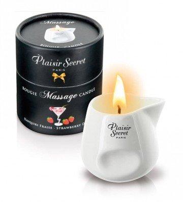 Bougie de Massage Fraise...