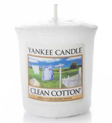 Coton Frais - Votive Yankee Candle - 1