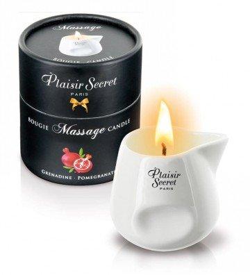 Bougie de Massage Grenadine