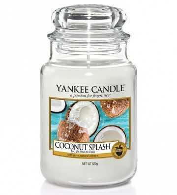 Eau de noix de coco - Grande jarre Yankee Candle - 1