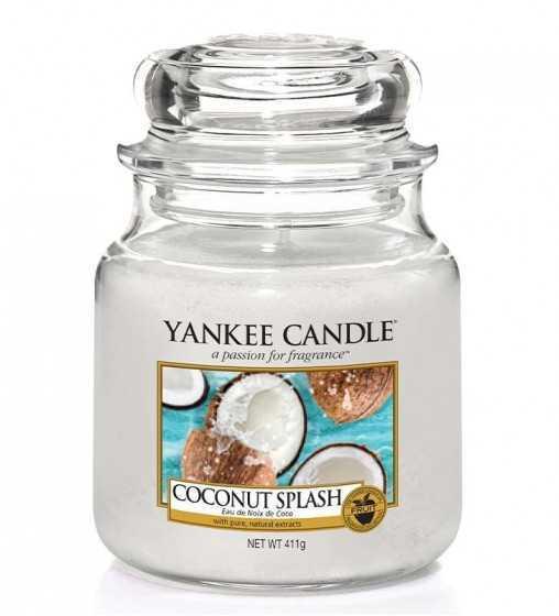 Eau de noix de coco - Moyenne Jarre Yankee Candle - 1