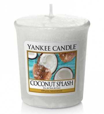 Eau de noix de coco - Votive Yankee Candle - 1
