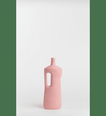 Vase porcelaine blush -16