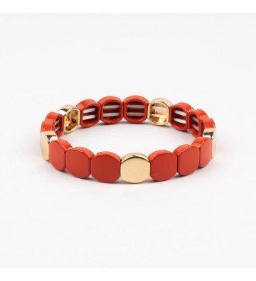 Bracelet Colorful Rouille