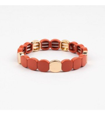 Bracelet Colorful orange