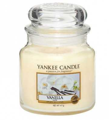 Vanille - Moyenne Jarre Yankee Candle - 1