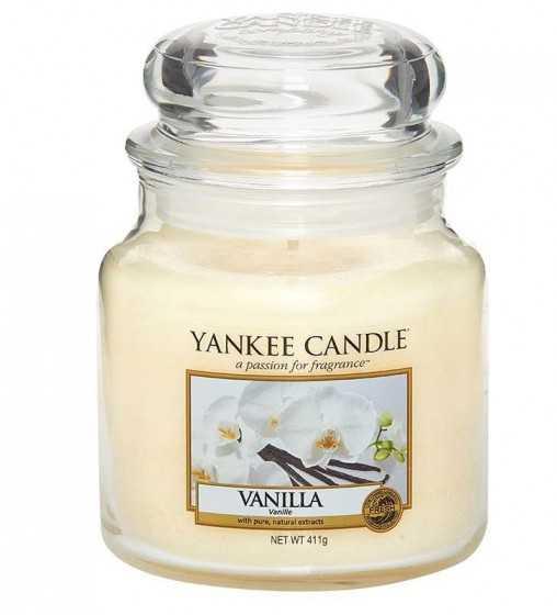 Vanille - Moyenne Jarre Yankee Candle - 1