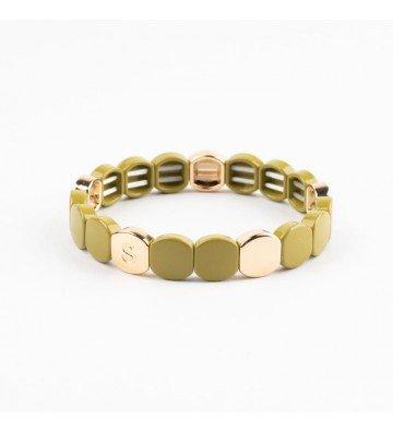 Bracelet Colorful Kaki
