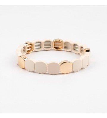 Bracelet Colorful Beige
