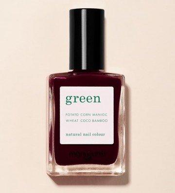 HollyHock - Vernis Green