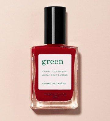 Dark Dahlia - Vernis Green