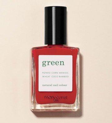 Poppy Red - Vernis Green