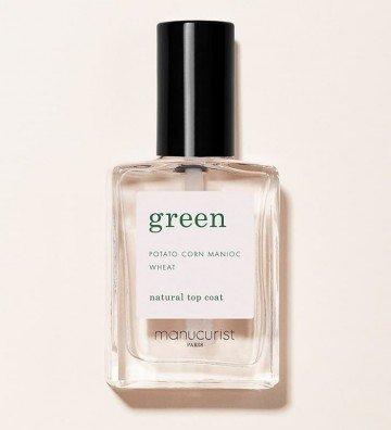 Top Coat - Vernis Green