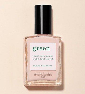 Pastel Pink - Vernis Green