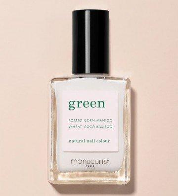Milky White - Vernis Green