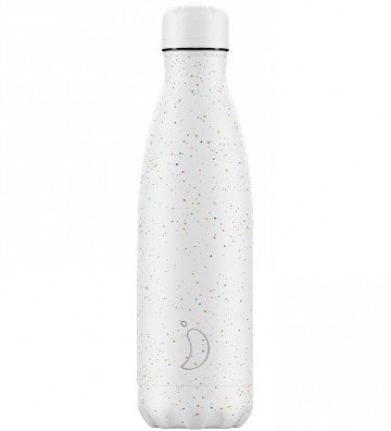 Bouteille Speckle Blanc 500 ml