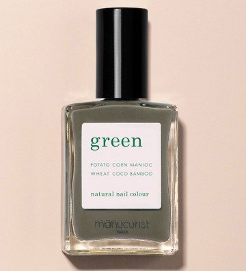 Khaki - Vernis Green