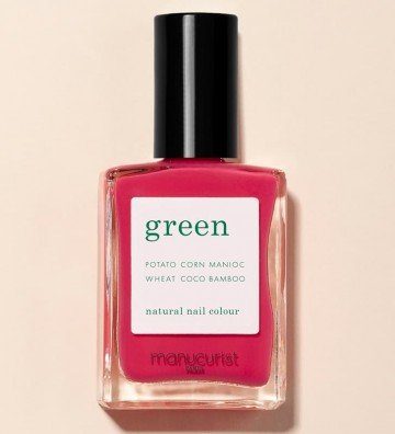 Peonie - Vernis Green