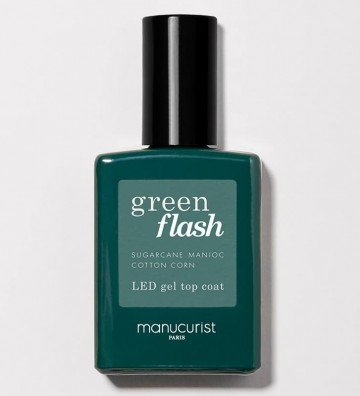 Top Coat - Vernis Green Flash