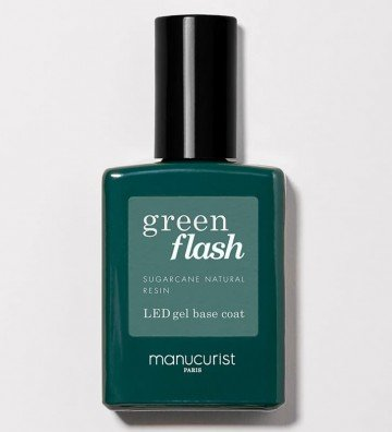 Base Coat - Vernis Green Flash