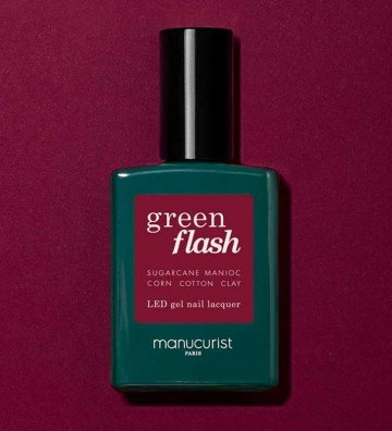 Vernis green Flash Violeta