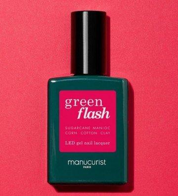 Peonie - Vernis Green Flash