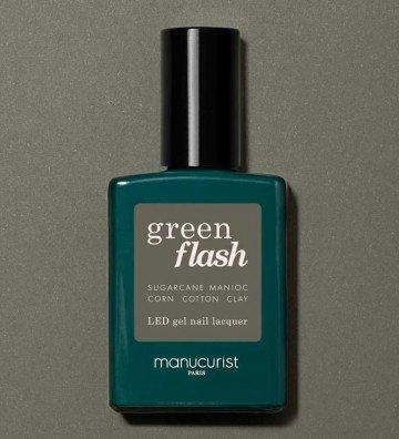 Khaki - Vernis Green Flash
