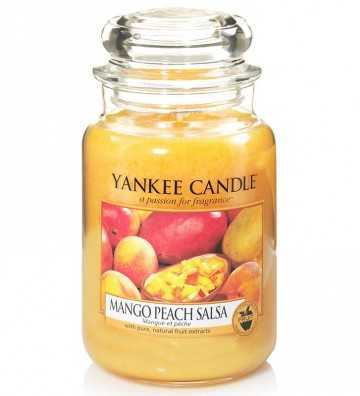 Mangue et Pêche - Grande Jarre Yankee Candle - 1