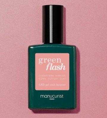 Old Rose - Vernis Green Flash