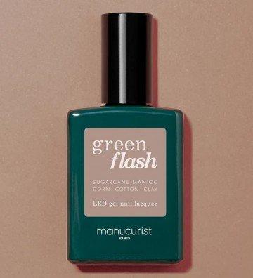 Bronzé - Vernis Green Flash
