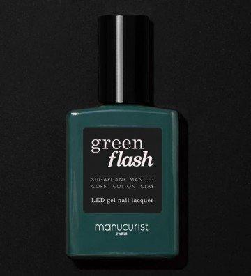 Licorice - Vernis Green Flash