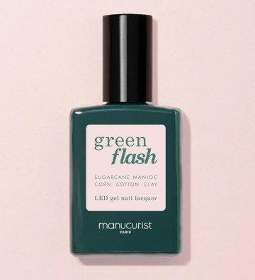 Hortencia - Vernis Green Flash