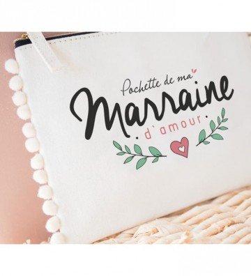 Marraine d'amour - Pochette...